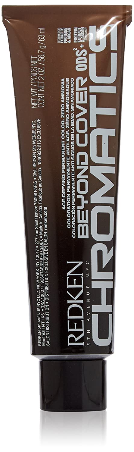 Redken Chromatics Beyond Cover Hair Color, No.8.32 Gold/Iridescent, 2 Ounce