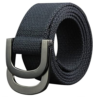 Element MALLORD Black White Red Logo Buckle Adjustable Web Men/'s Belt