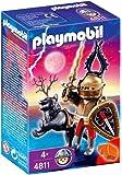 Playmobil 626136 - Jefe De Los Guerreros Lobo
