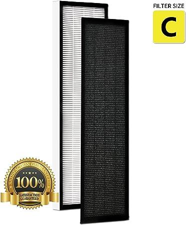 AC5250PT 1x HEPA Filter C FLT5000 FLT5111 for GermGuardian AC5000E AC5300B