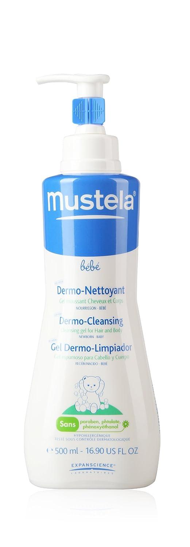 Mustela Dermo Cleansing Solution Expanscience Laboratories Mustela Dermo Det