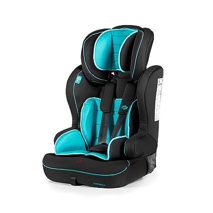 Innovaciones M, Silla de coche grupo 1/2/3, negro/azul