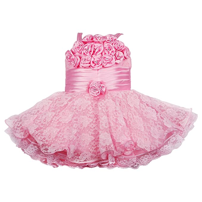 11f2b6362 Wish Karo Girls Frock Dress DN 2104  Amazon.in  Clothing   Accessories