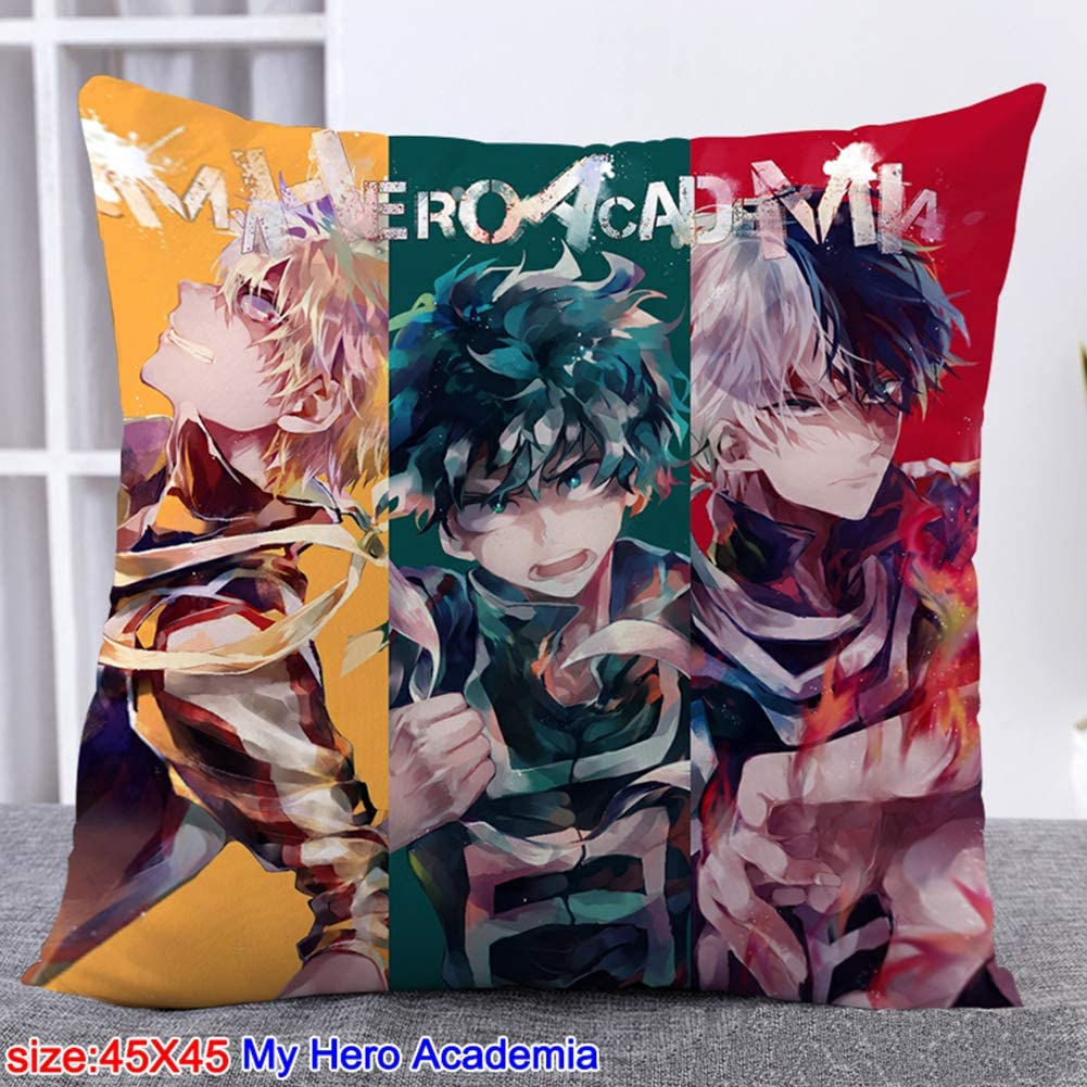 My Hero Academia Pillow Cover Stickers