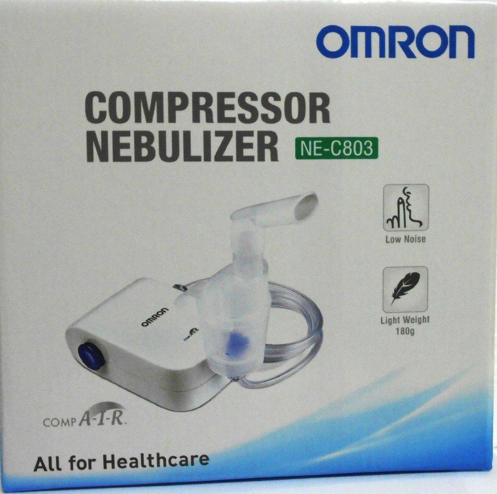 Omron Compressor Nebulizer C25s High Volume Ne C28