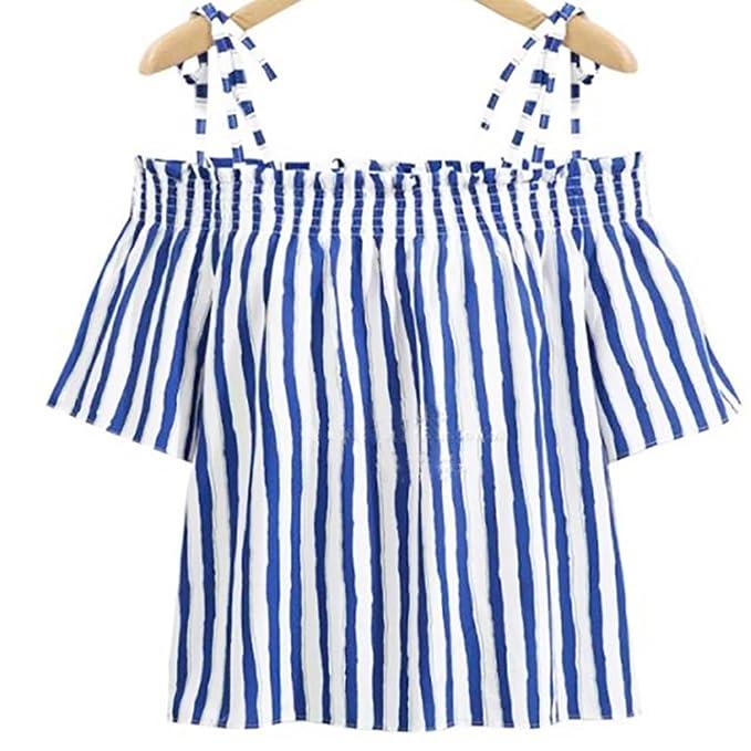 SHOBDW Blusas de Mujeres Solid Color Camisetas de tallas grandes Camisas la atractiva ocasional de suelto