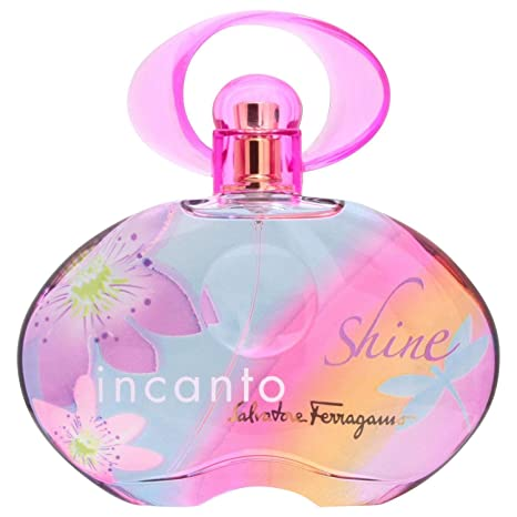 Salvatore Ferragamo Incanto Shine Agua de Colonia - 100 ml