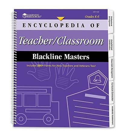 Amazon com : Learning Resources Encyclopedia of Teacher/Classroom