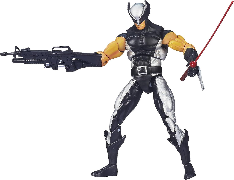 "Marvel UNIVERSO INFINITO X-MEN Sabretooth 3.75/"" Action Figure Wolverine rara"