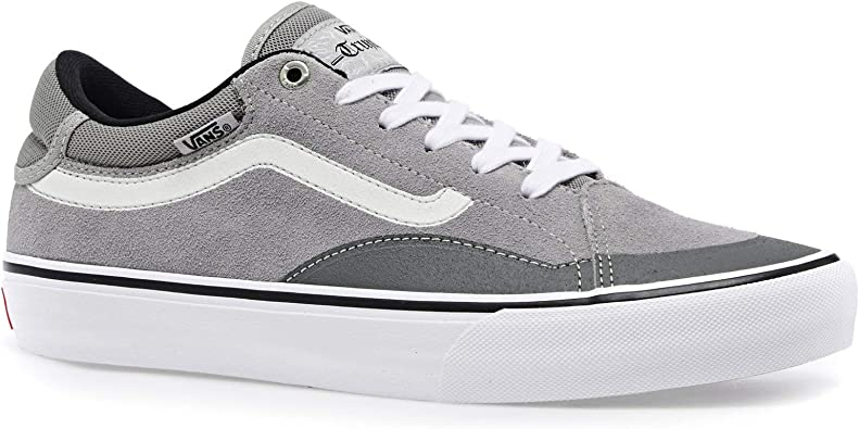 Vans TNT Advanced Prototype Shoes 44.5 EU Drizzle White