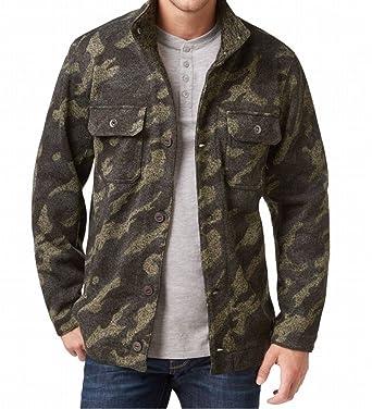 Weatherproof Mens Vintage Shirt Jacket At Amazon Men S Clothing Store