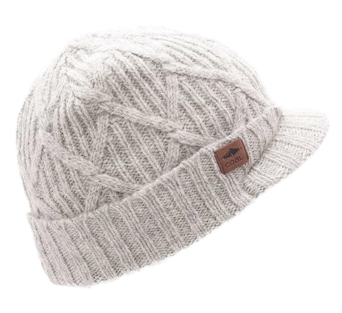 14e25f3c55d Amazon.com  Coal Men s The Yukon Fleece Lined Brim Beanie
