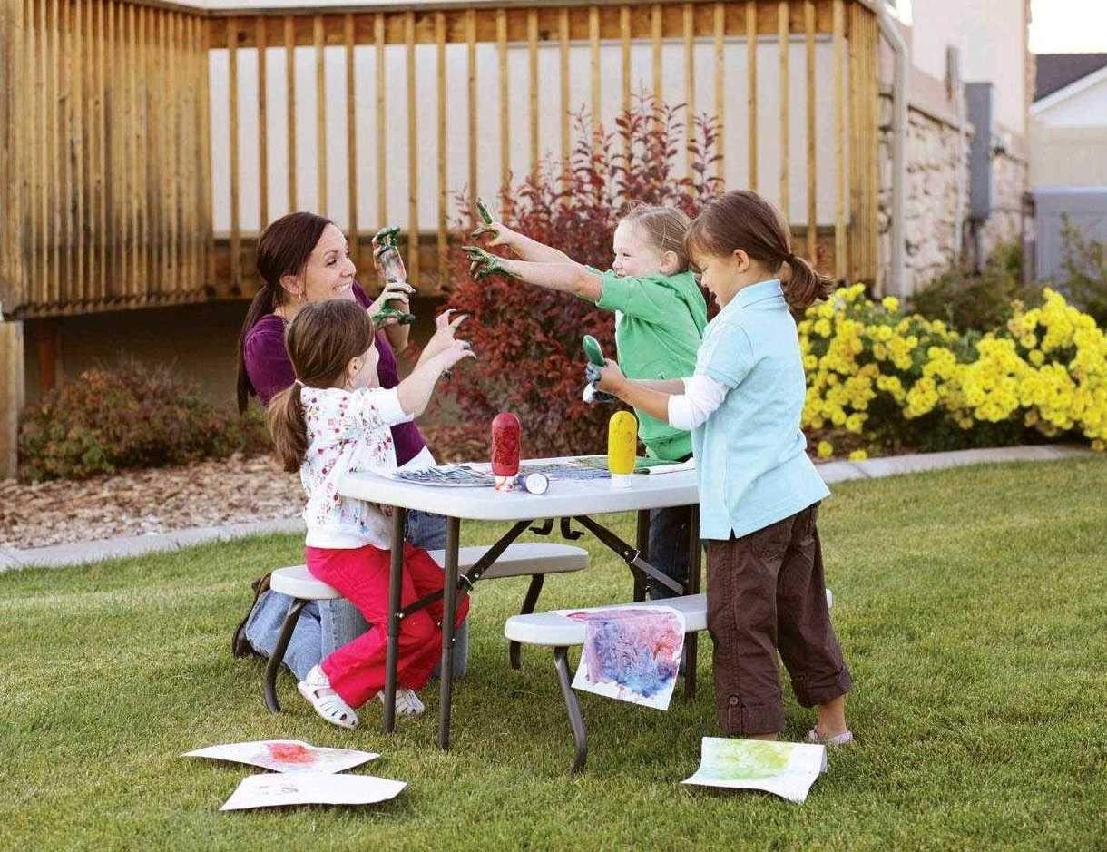 280094 Kid's Picnic Table (Premium pack) by Lifetime. (Image #4)