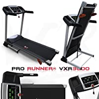 We R Sports Treadmill Manual Incline Electric Motorised Folding Running Machine VXR3000 ProRunner