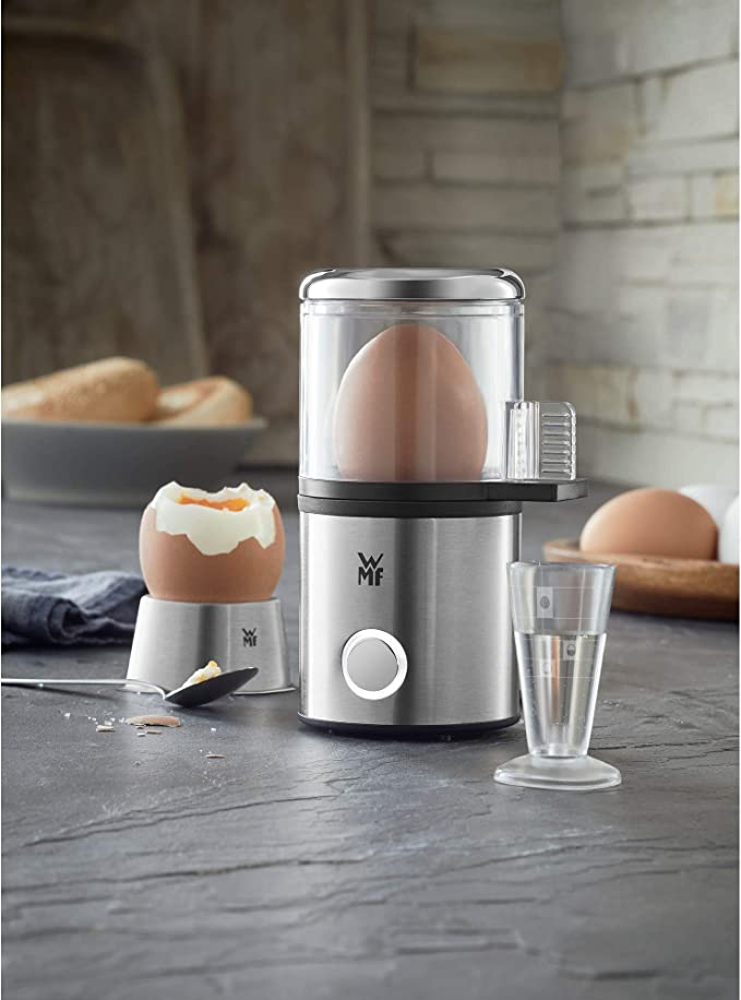WMF Küchenminis Cocedor 1 Huevo, 55 W, con Tritan libre de BPA ...