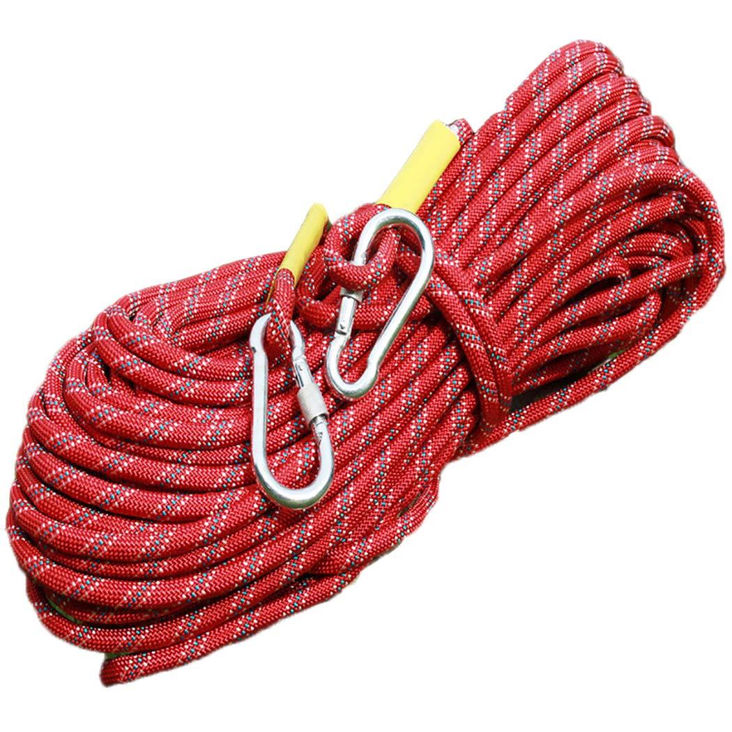 経典 アウトドア クライミングロープ ザイルガイロープ 10.5 安全 10.5 mm 30m(98ft)|red、プロ 高強度 ザイルガイロープ 補助ザイル、カラビナ、登山 キャンプ 防災 B07QPL4X4G red 30m(98ft) 30m(98ft)|red, タキノウエチョウ:71be2da3 --- a0267596.xsph.ru