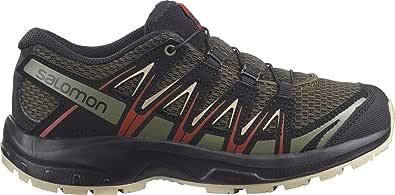 Salomon XA Pro 3D J, Zapatillas De Trail Running Y Outdoor Actividades con Sistema Fácil De Lazada Niños