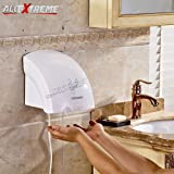 AllExtreme Hand Dryer Automatic Infrared Sensor Household Hotel Bathroom Hands Drying Device Warm Air Electric Wall Mounted