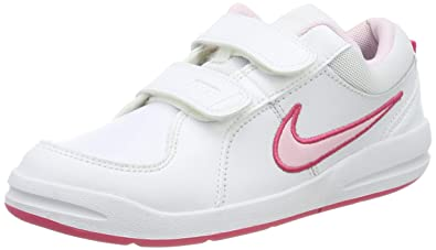 the latest e1798 910fe Nike Unisex-Kinder Pico 4 (PSV) Low-Top, Weiß (White/Prism Pink ...