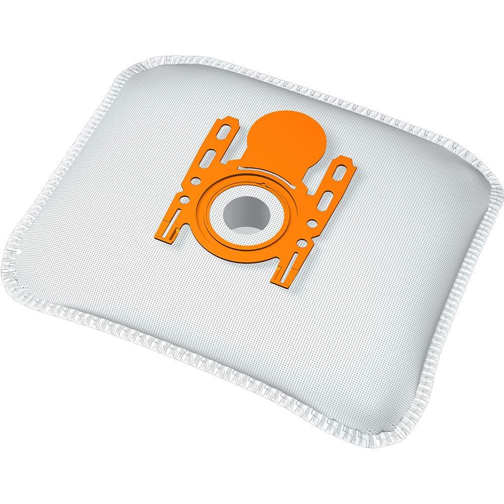 Acquisto 10 Sacchetti per aspirapolvere come alternativa per Bosch BBZ41FGALL – tipo G ALL (n. 17000940), adatti per aspirapolvere BS 216 m con chiusura igienica, sacchetto incluso. filtro. Prezzo offerta