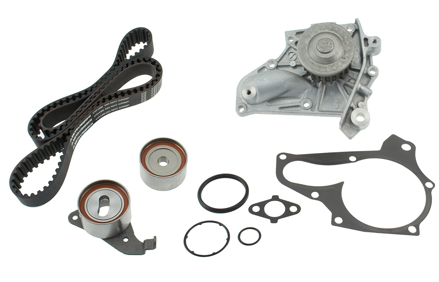 Aisin TKT-003 Engine Timing Belt Kit with Water Pump