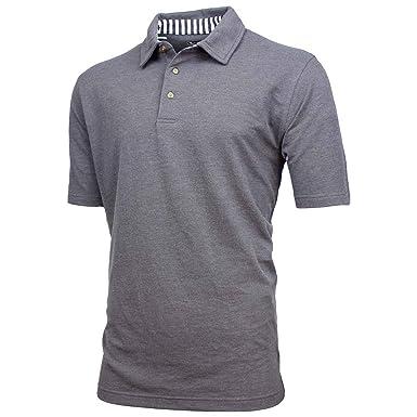 Pebble Beach Polo >> Pebble Beach Mens Performance Golf Polo Shirt
