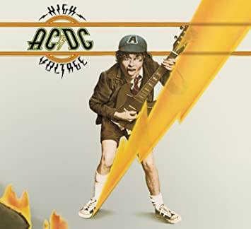 Albumet High voltage av ACDC