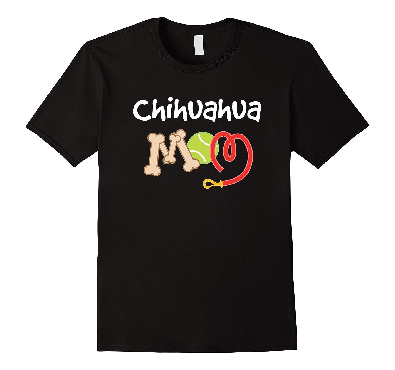 c23dbc196 Chihuahua Dog Mom Shirt Mothers Day Pet Owner Tshirt-BN – Banazatee
