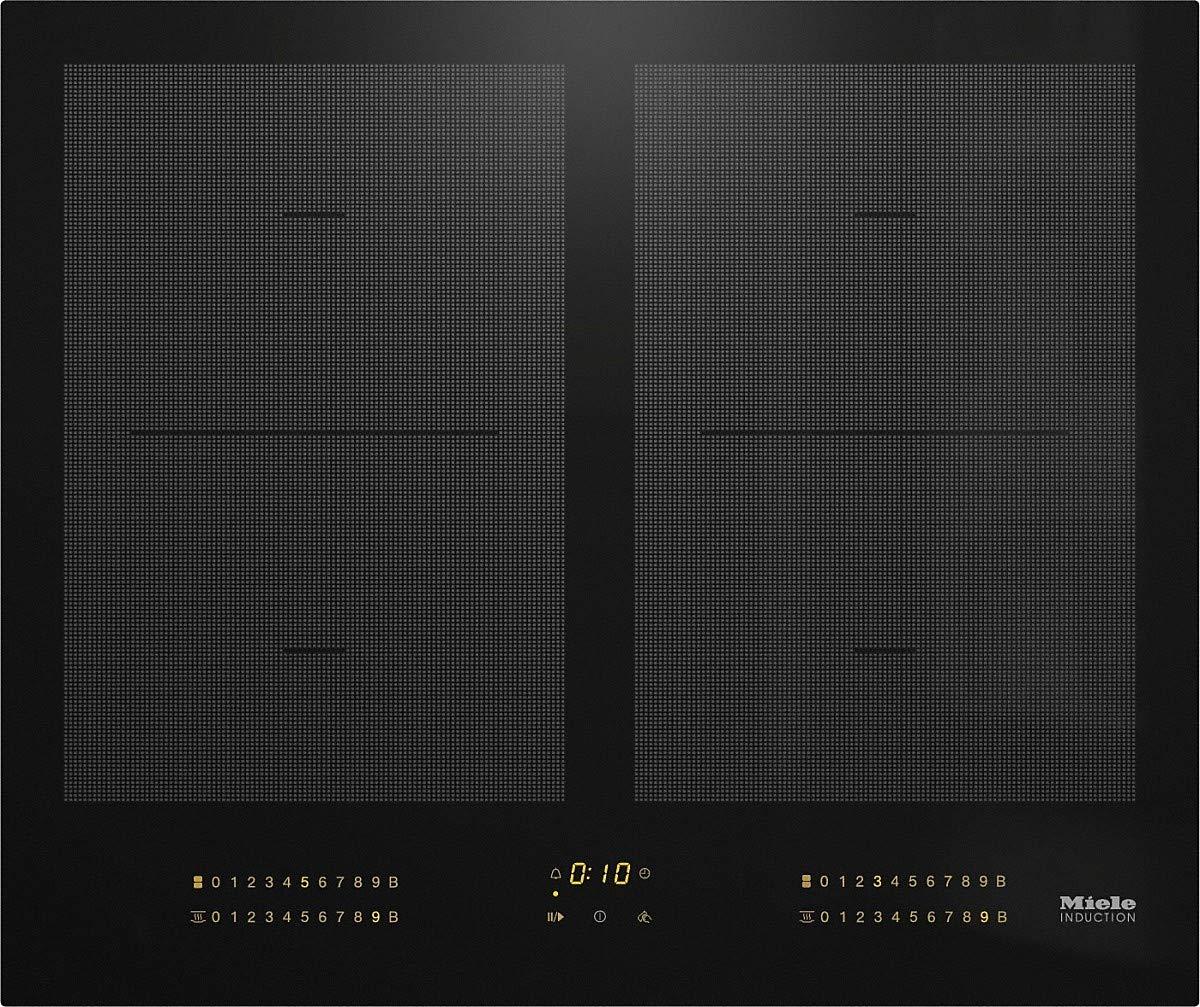 Miele KM 7564 FL - Placa de inducción (62 cm), color negro ...