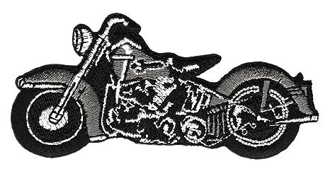 Aufnäher motorrad