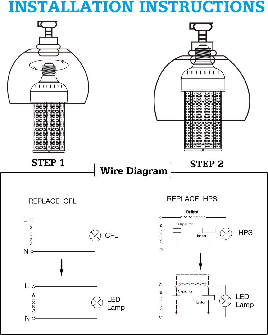 400w Metal Halide Wiring Diagram