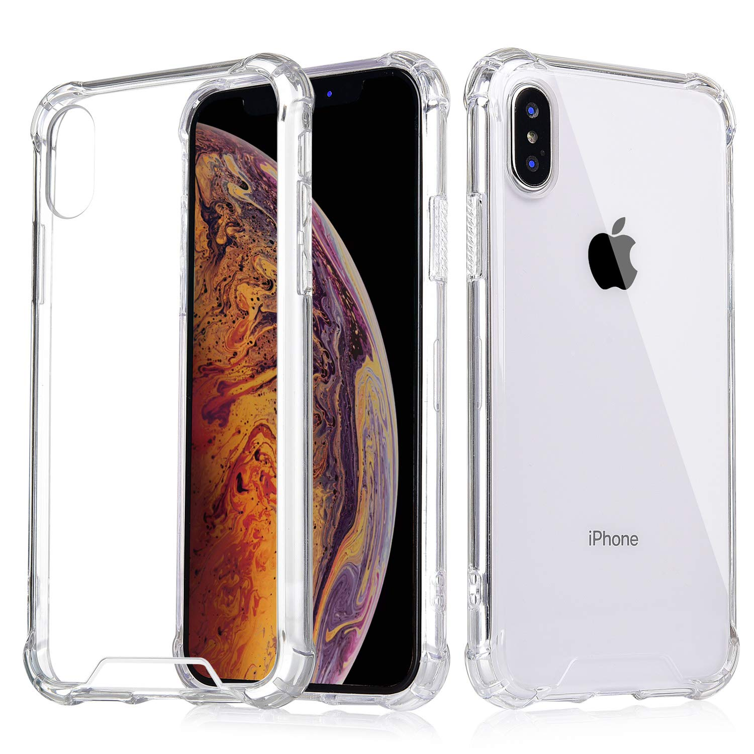 iphone xs case shock