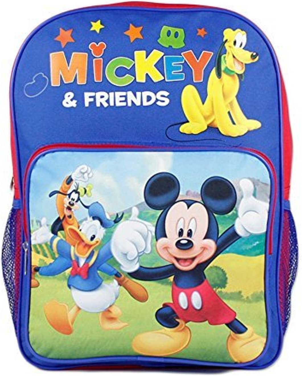 Disney Minnie Mouse Pretty Things 63547 12 inch Backpack