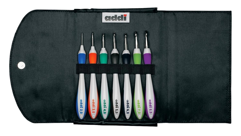addi Swing Hooks - Set of 13 Hooks In Original addi Leather Cases by addi (Image #3)