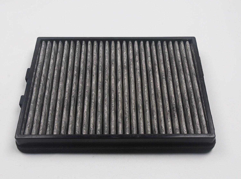 520d 523i 525i 528i 530i 540i /2/ a//c reemplazar 64119216588/64110008138/CUK 2736/ Pack de 2 Colmena cabina filtro de polvo Filtro De Aire De Carb/ón Activado de carbono para 5/Series E39/520i