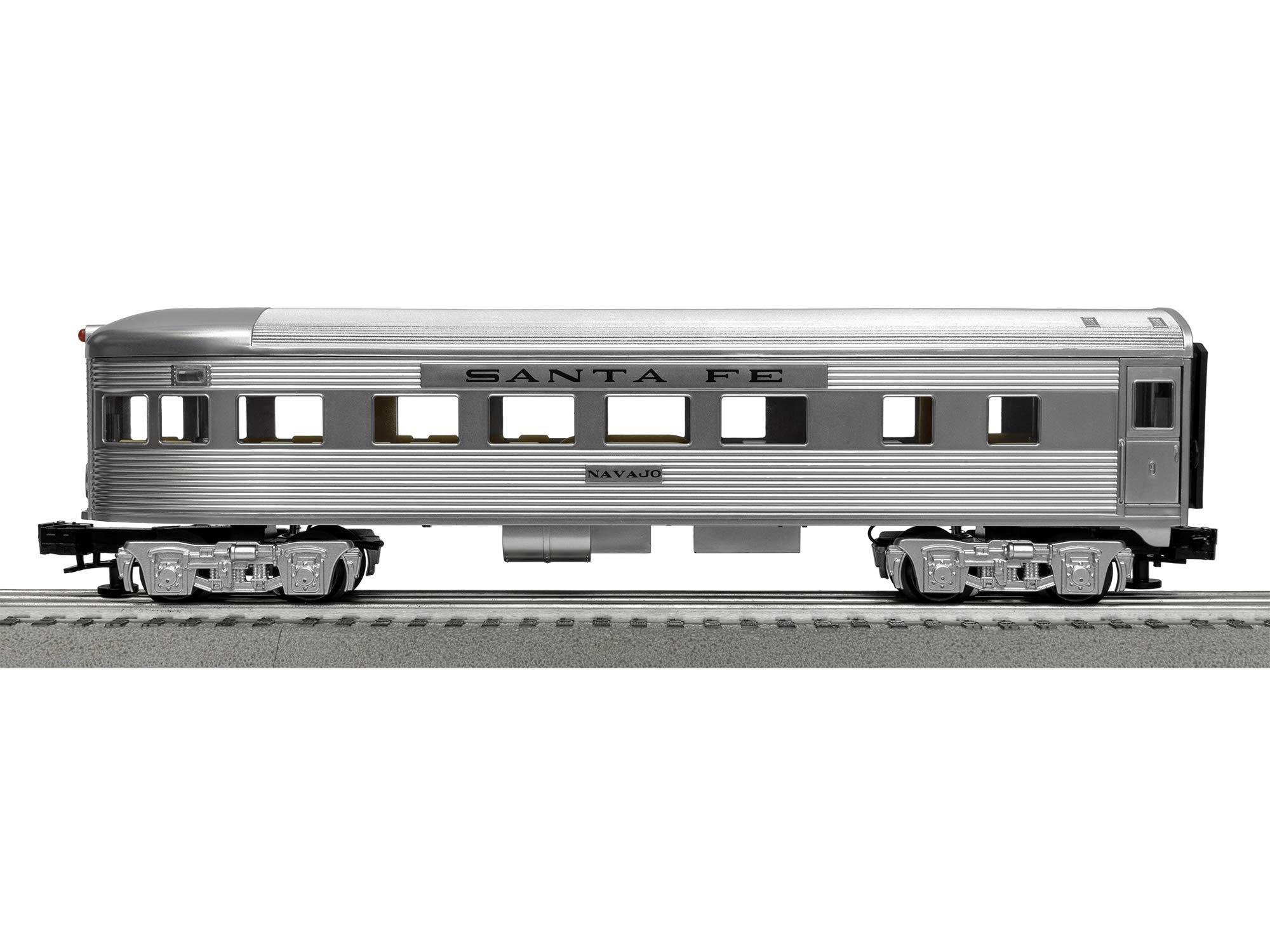 Lionel Santa Fe Super Chief Electric O Gauge Model Train Set w/ Remote and Bluetooth Capability by Lionel (Image #7)
