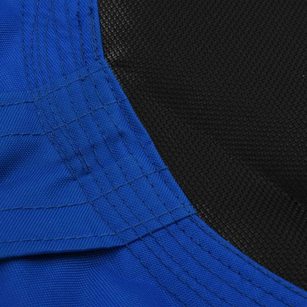 vidaXL Balan/çoire Rond Nid Assiette Si/ège /à Bascule Nid dOiseau pour Enfant Adulte Jardin Ext/érieur Arri/ère-Cour 60 cm 100 kg Bleu