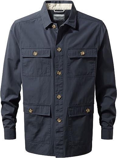 Craghoppers – Camisa de Bridport Chaqueta para Hombre, Hombre, Color: Amazon.es: Ropa y accesorios