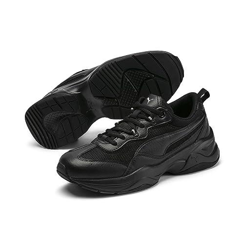 PUMA Radiate XT Damen Low Sneaker Grau, Größenauswahl:41