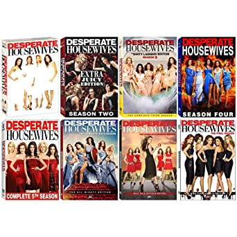 Amazon com: Desperate Housewives: Complete TV Series Seasons