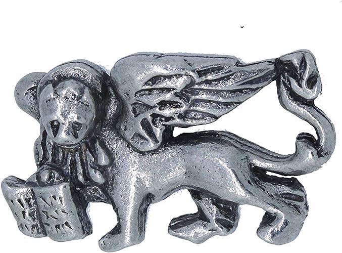 Jim Clift Design Lion Lapel Pin