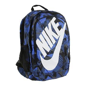 Nike 25 Ltrs Medium Blue Black White School Backpack (BA5273-441)  Amazon.in   Bags, Wallets   Luggage 14f2eb41e3