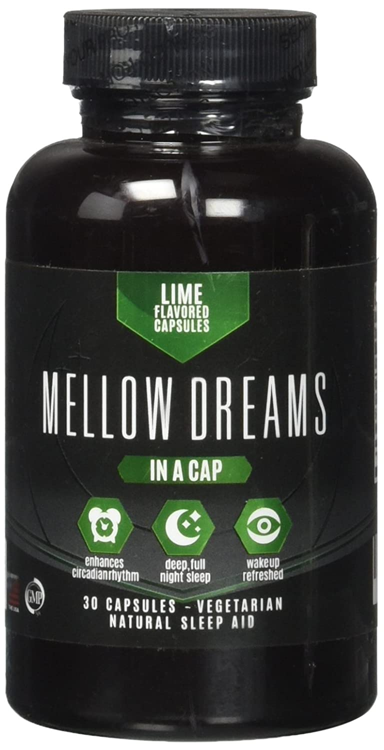Amazon.com: Natural Sleep Aid with Melatonin, Magnesium, GABA, and 5-HTP - Non Habit Forming Sleeping Pills - 30 Vegetarian Capsules: Health & Personal Care