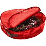 Garland Grand sac de rangement pour couronne de Noël