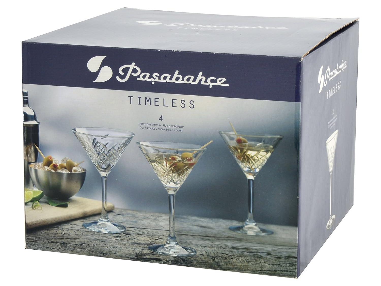 Pasabahce 6436/unidades Copas martini 4/Unidad