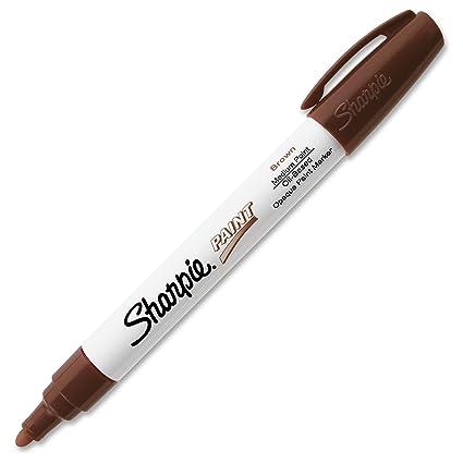 Sharpie Paint Markers medium brown