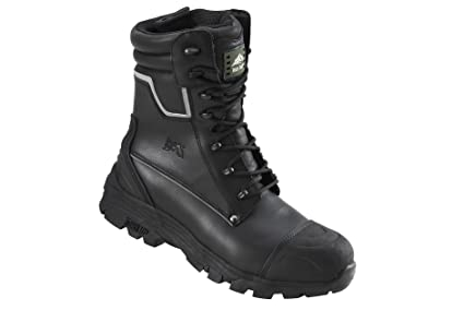 Rock Fall RF15 esquisto 3 Botas de Seguridad – Negro