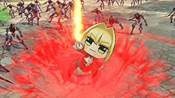 Fate/EXTELLA LINK - Switch 【Amazon.co.jp限定】アルテラ衣装「ジョギング・ビューティー」ダウンロード番号 配信 付
