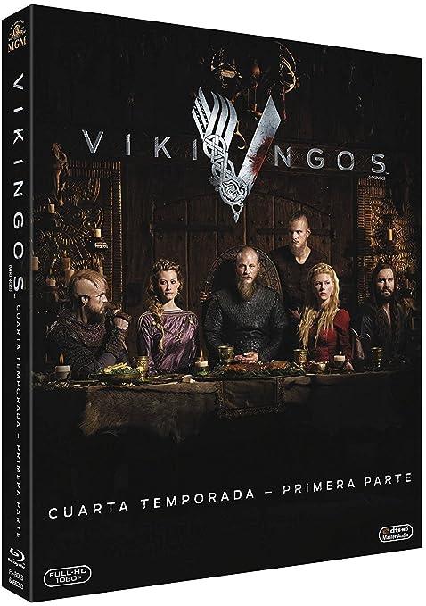 Vikingos Temporada 4 Volumen 1 Blu-Ray [Blu-ray]: Amazon.es ...