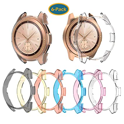Amazon.com: Funda protectora para Samsung Galaxy Watch ...